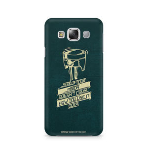 Piston - Samsung E5 | Mobile Cover