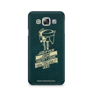 Piston - Samsung E7 | Mobile Cover