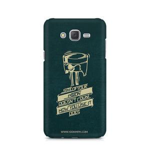 Piston - Samsung J5 | Mobile Cover