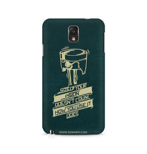 Piston - Samsung Note 3 N9006 | Mobile Cover