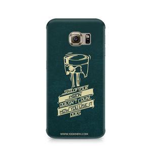 Piston - Samsung Galaxy Note 5 Edge | Mobile Cover