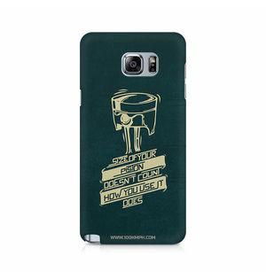 Piston - Samsung Note 5 | Mobile Cover