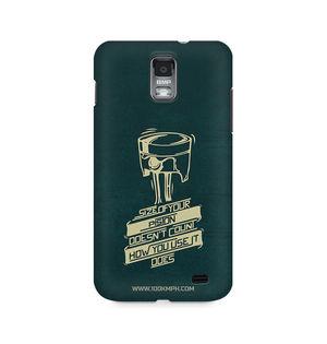 Piston - Samsung S2 I9100/9108 | Mobile Cover