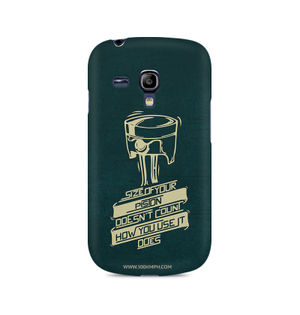 Piston - Samsung S3 Mini 8190 | Mobile Cover