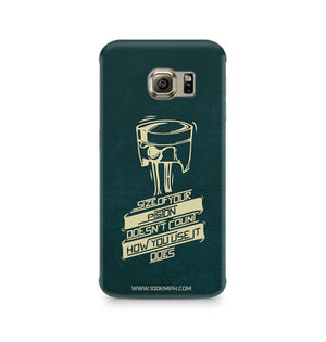 Piston - Samsung S6 Edge Plus | Mobile Cover