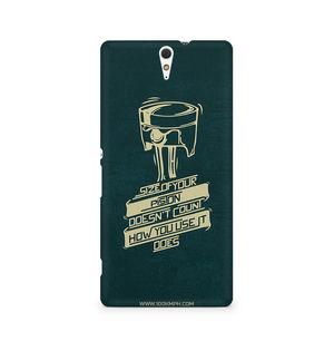 Piston - Sony Xperia C5 | Mobile Cover