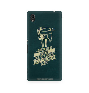 Piston - Sony Xperia M4 | Mobile Cover