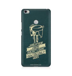 Piston - Xiaomi Redmi Mi Max | Mobile Cover