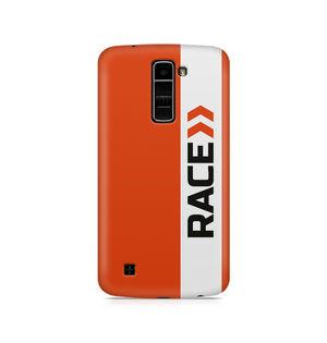 Race - LG K10 | Mobile Cover