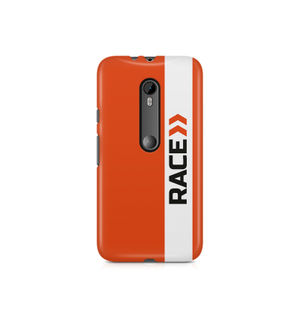 Race - Moto X Play | Mobile Cover