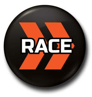 RACE | Badge