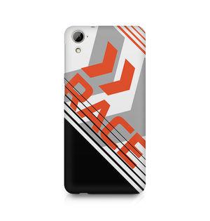 RACE #1 - HTC Desire 826