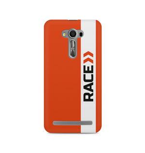 RACE - Asus Zenfone 2 Laser ZE550KL   Mobile Cover