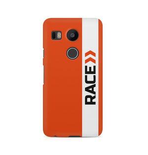 RACE - LG Nexus 5X | Mobile Cover