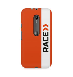 RACE - Moto G3 | Mobile Cover