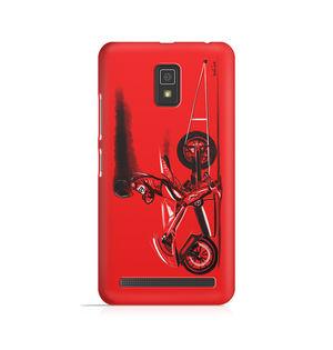 RED JET - Lenovo A6600