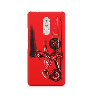 RED JET - Lenovo K6 Note