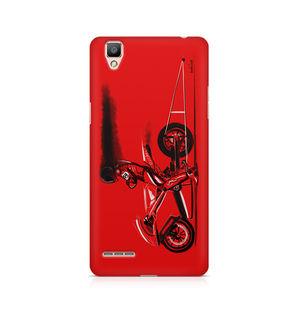 RED JET - Oppo R9
