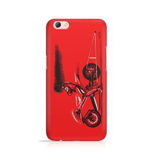 RED JET - Oppo R9s