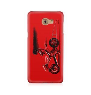 RED JET - Samsung Galaxy C9 Pro