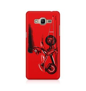 RED JET - Samsung J2 Prime