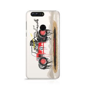 RED SANDER - Huawei Honor 8