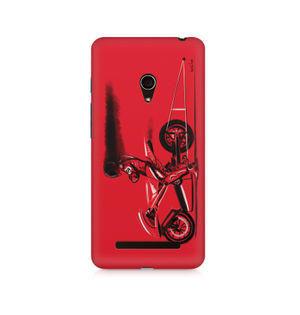 RED JET - Asus Zenfone 5 | Mobile Cover