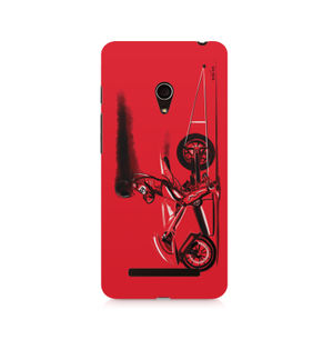 RED JET - Asus Zenfone Go | Mobile Cover