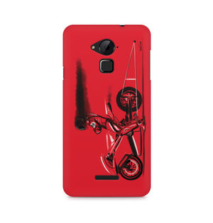 RED JET - Coolpad Note 3 | Mobile Cover
