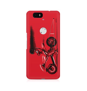RED JET - Huawei Nexus 6P | Mobile Cover