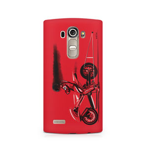 RED JET - LG G4 | Mobile Cover