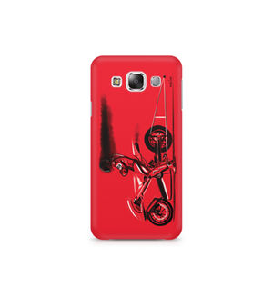 RED JET - Samsung E5 | Mobile Cover