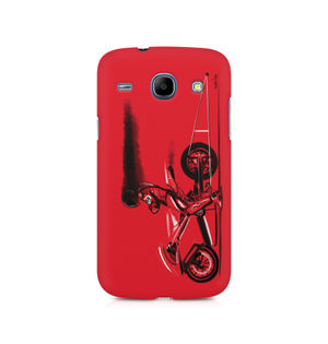 RED JET - Samsung Grand Duos 9082 | Mobile Cover