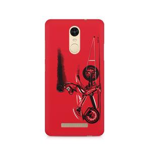 RED JET - Xiaomi Redmi Note 3 | Mobile Cover