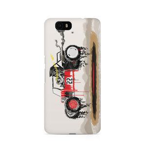 RED SANDER - Huawei Nexus 6P | Mobile Cover