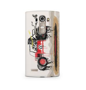 RED SANDER - LG G4 | Mobile Cover
