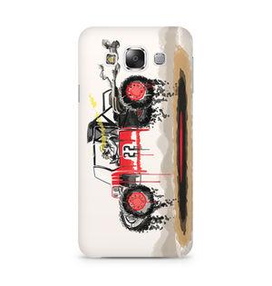 RED SANDER - Samsung Grand 3 G7200 | Mobile Cover