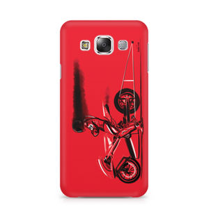 RED JET - Samsung Grand 2 G7106 | Mobile Cover