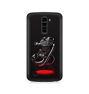 RE Heart - LG K10 | Mobile Cover