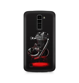 RE Heart - LG K7 | Mobile Cover