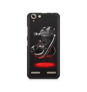 RE Heart - Lenovo K5 Plus   Mobile Cover