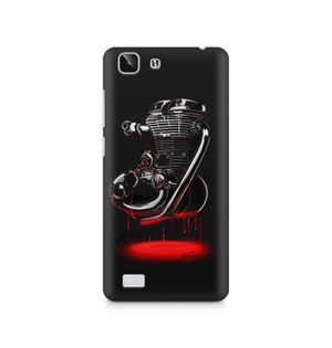 RE Heart - Vivo X5 | Mobile Cover