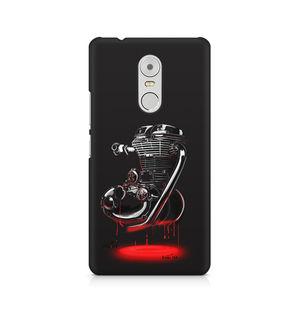 RE Heart - Lenovo K6 Note