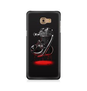 RE Heart - Samsung Galaxy C9 Pro