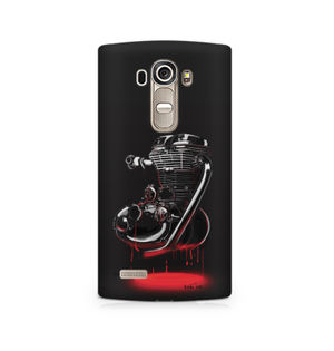 RE HEART - LG G4 | Mobile Cover