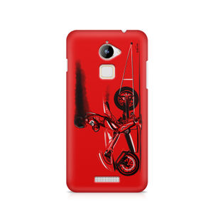 Red Jet - Coolpad Note 3 Lite | Mobile Cover