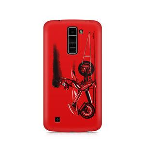 Red Jet - LG K10