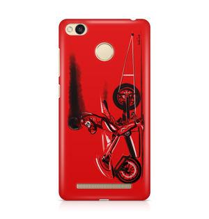 Red Jet - Xiaomi Redmi 3s Prime