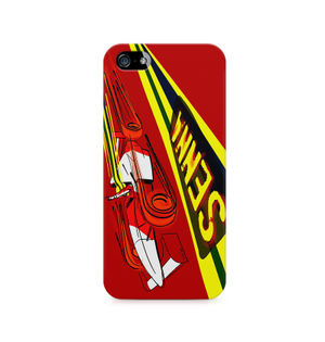 SENNA- Apple iPhone 5/5s   Mobile Cover