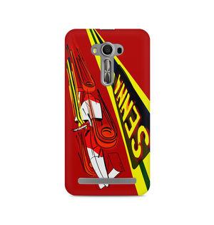 SENNA- Asus Zenfone 2 Laser ZE550KL   Mobile Cover